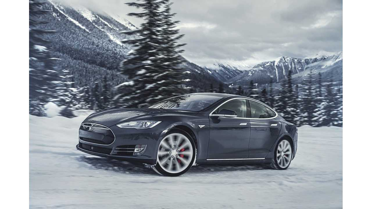 Stolen Tesla Model S Tracked In Real Time - Suspect Surrounded By Police & Arrested