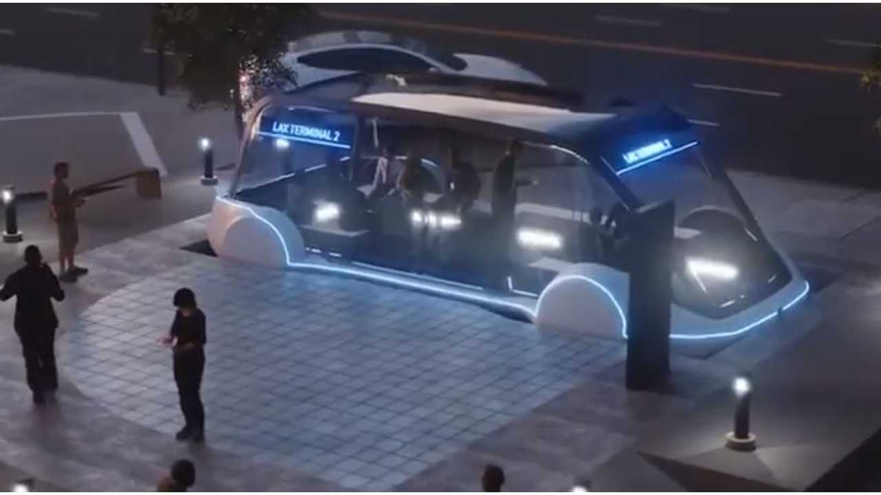 Boring Company Reveals D.C. To Baltimore Route