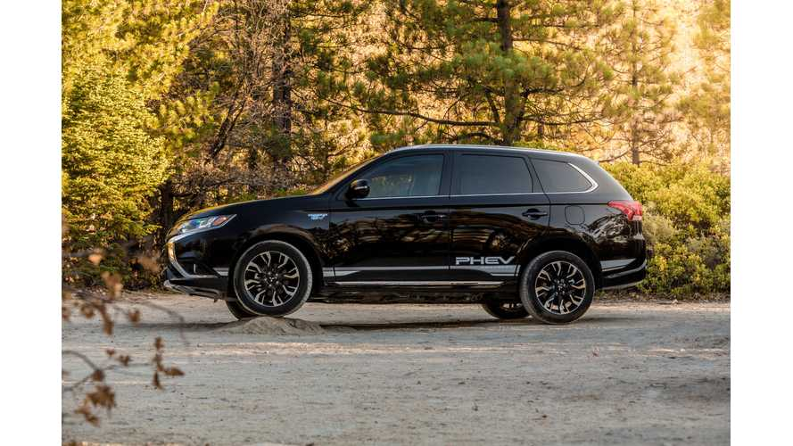 Mitsubishi Dealerships In U.S. Asking For More Outlander PHEV SUVs