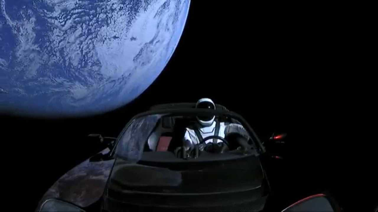 5 Times Automakers Went Into Space