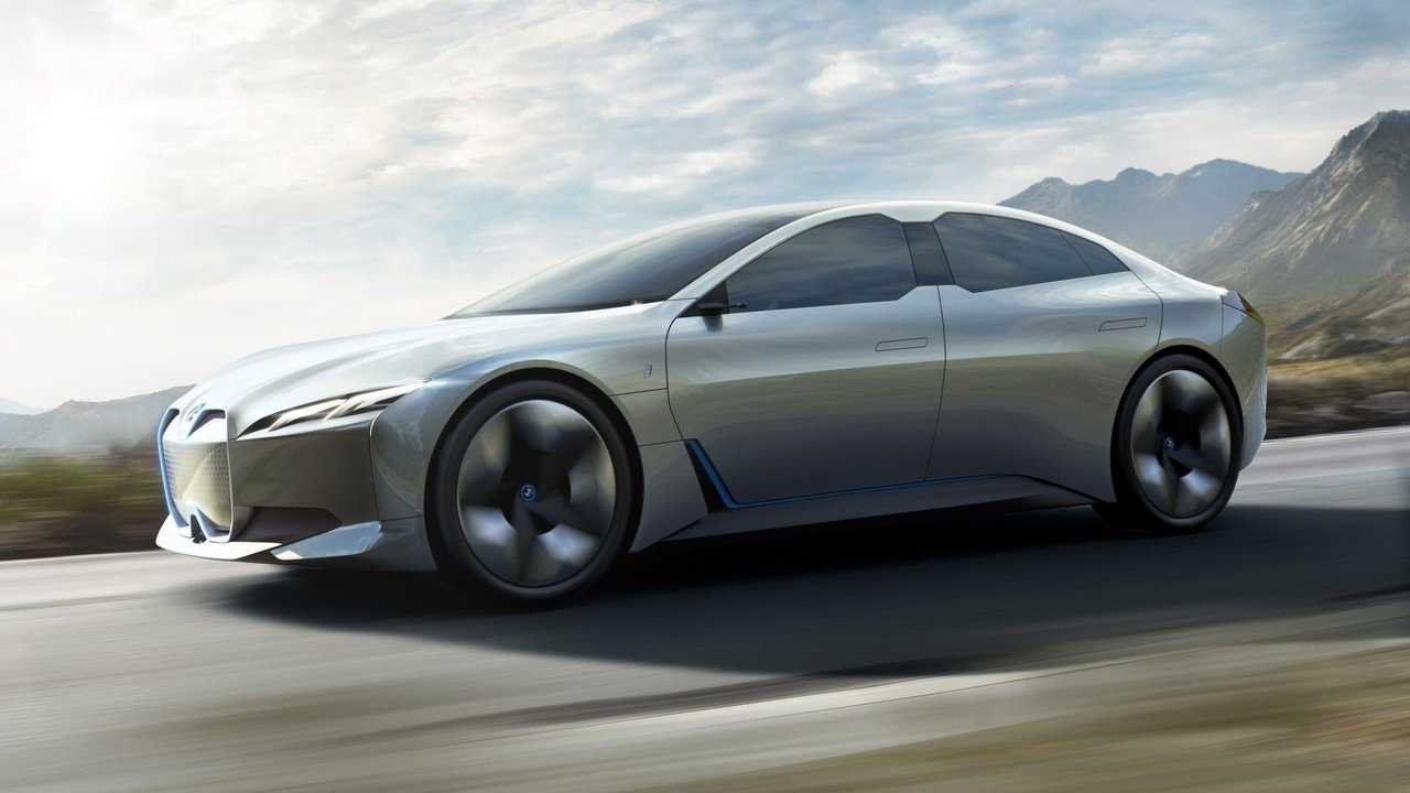 BMW Says iNext Will Go 435 Miles Per Charge