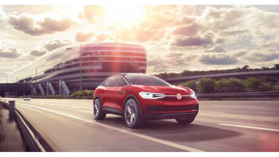 Like Tesla, Volkswagen Chooses OTA Updates For I.D. Electric Vehicles
