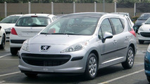 SPY PHOTOS: More Peugeot 207 SW