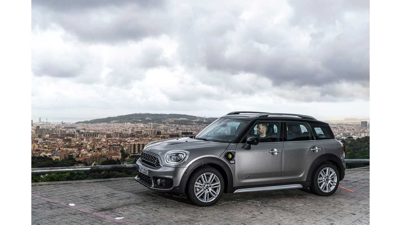MINI Cooper S E Countryman ALL4 Tested By Edmunds - Video