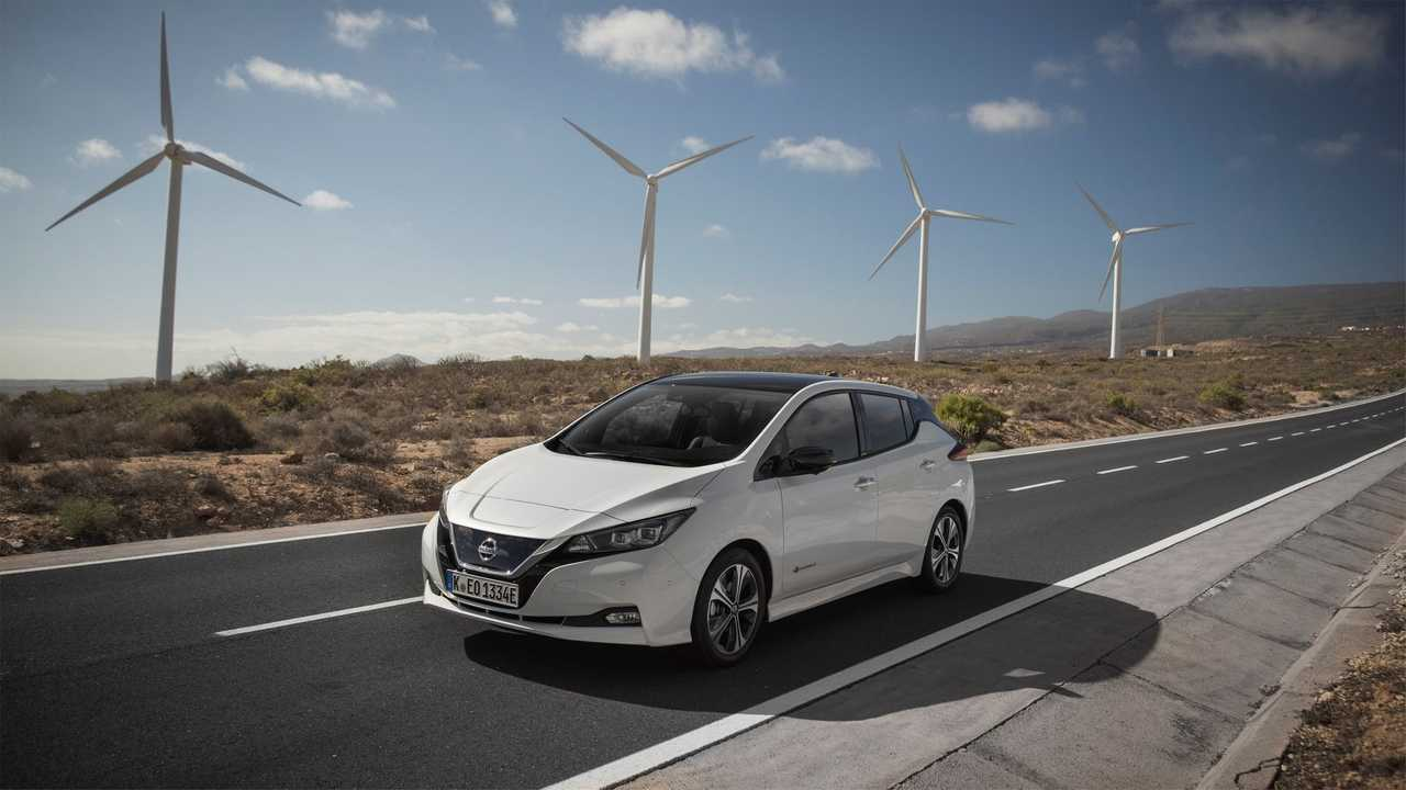 Nissan Exec Says Formula E Entry Will Boost LEAF