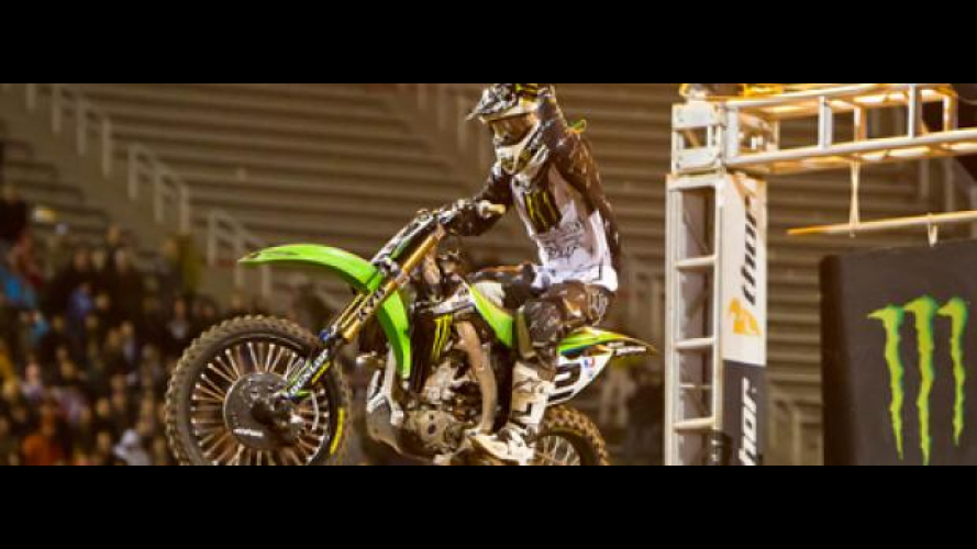 AMA Supercross 2011: a Salt Lake City Villopoto ipoteca il titolo
