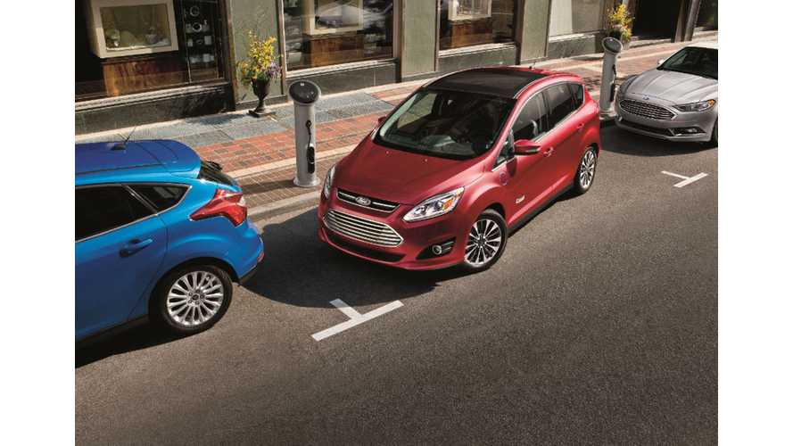 Ford C-Max Energi Production Comes To An End