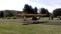 weekend wtf airplane motorcycle engine