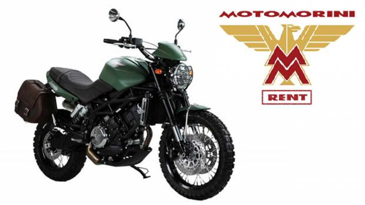 Nasce Moto Morini Short Rent