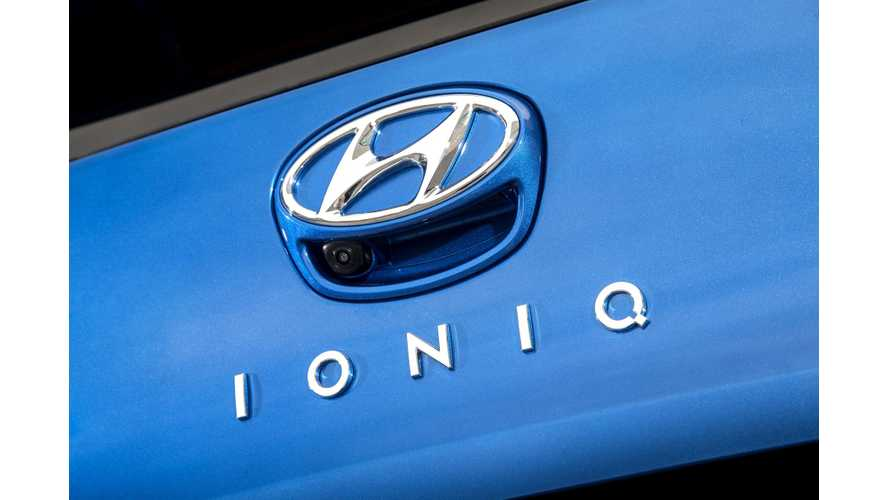 Hyundai IONIQ Electric To Hit Showrooms In April, PHEV IONIQ In Q4 2017