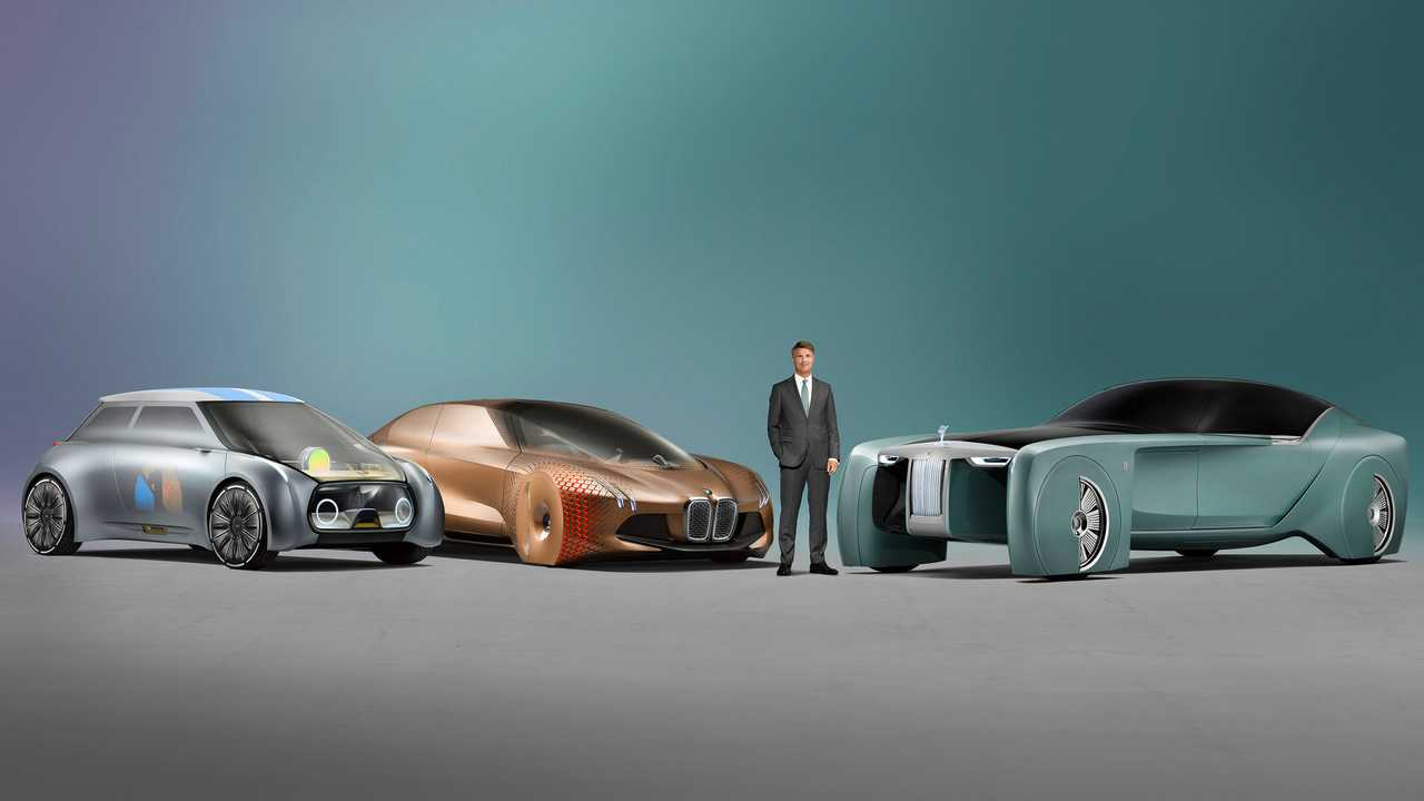 BMW Defends Diesel, Pushes Forward With Electrification. Hrm...