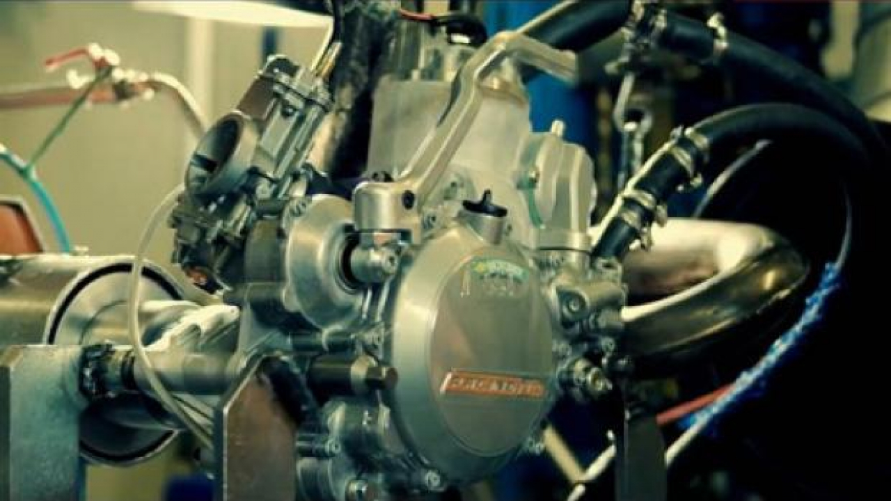 "KTM: ""Birth of a Motorcycle - Behind the Scenes at KTM"""