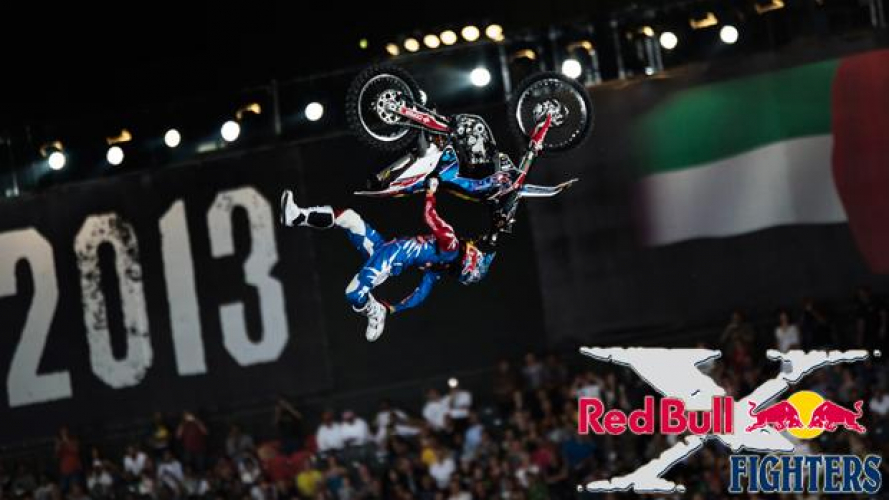 Red Bull X-Fighters 2013 World Tour - Dubai
