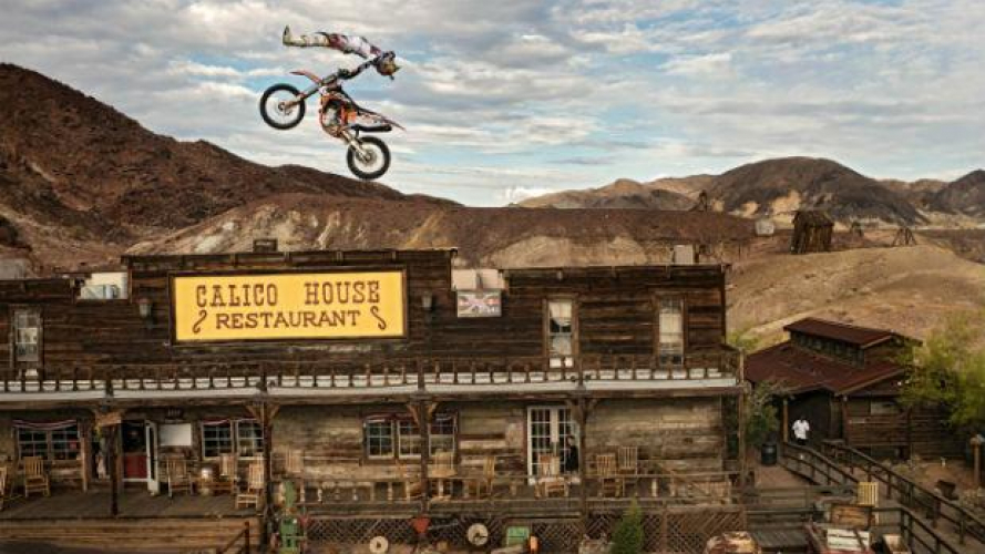 Red Bull X-Fighters 2013: verso Glen Helen...