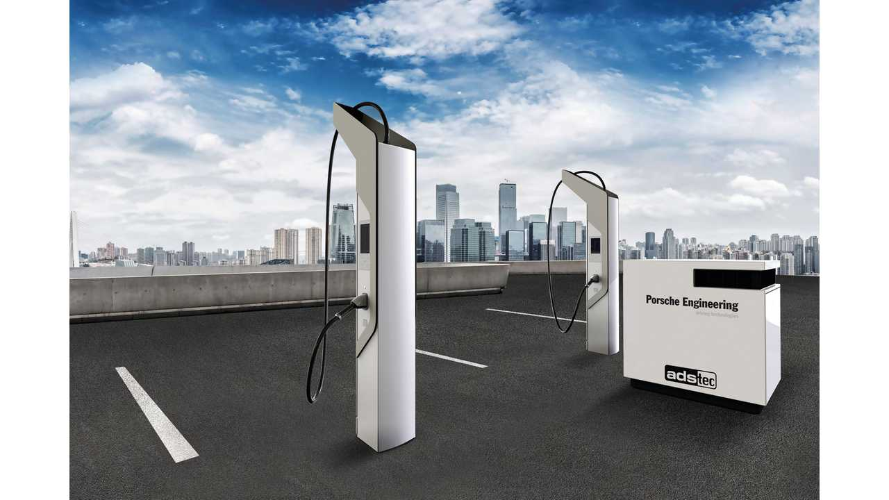 Porsche To Install 500 DC Fast Chargers In U.S. By End Of 2019