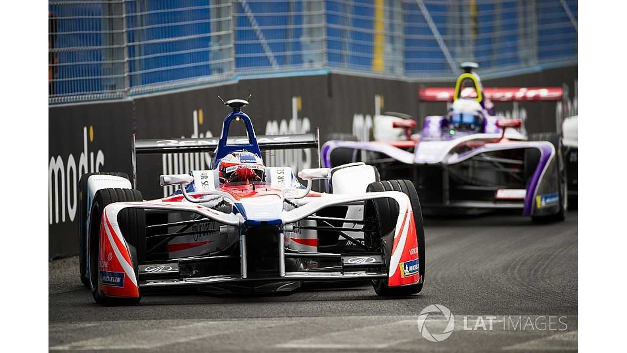 Rosenqvist Mystified By Suspension Failure That Prevented Victory