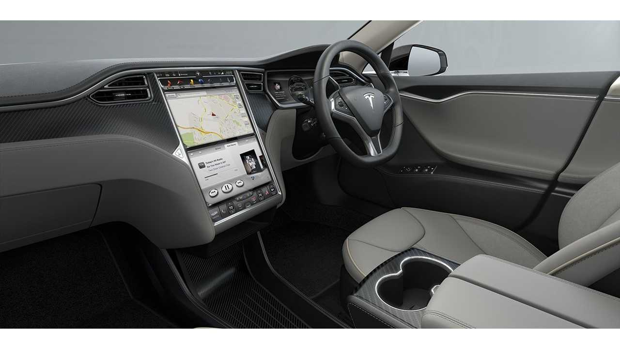 2017 Tesla Model S P100D Right Hand Drive Review