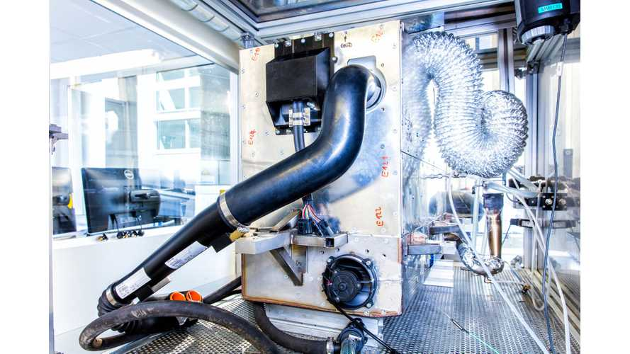Nissan announces development of the world's first SOFC-powered vehicle system that runs on bio-ethanol electric power