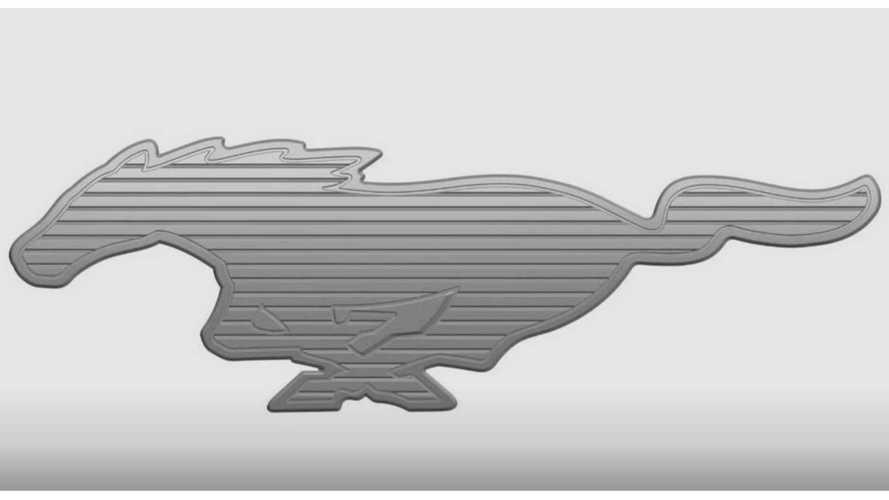 Ford Mustang Mach-E, Emblem Trademarks Hint At Electrified Future