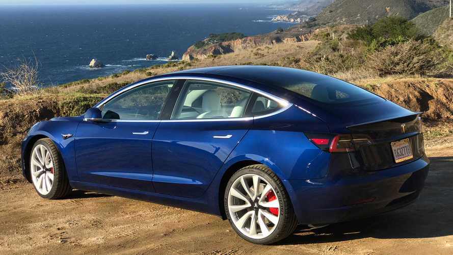 How About A Lighter Tesla Model 3? Seems It May Be In The Cards