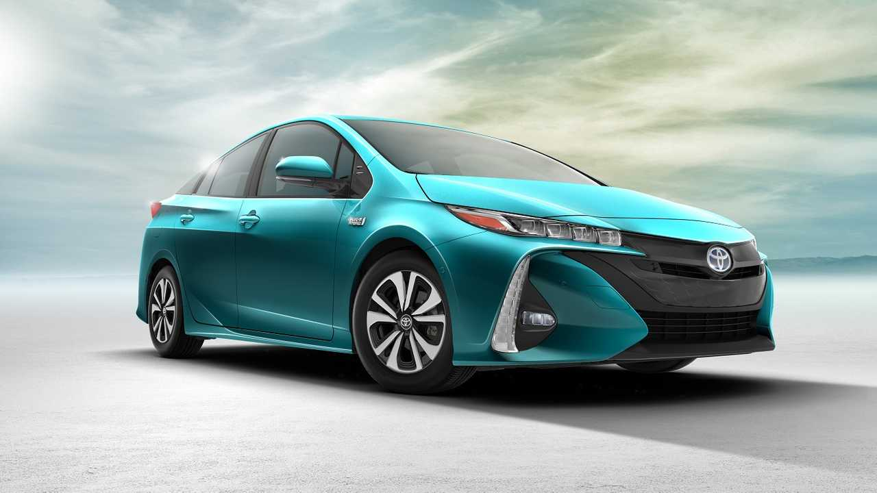 Toyota Prius Prime Aggressively Priced In Netherlands, Late 2016 Arrival