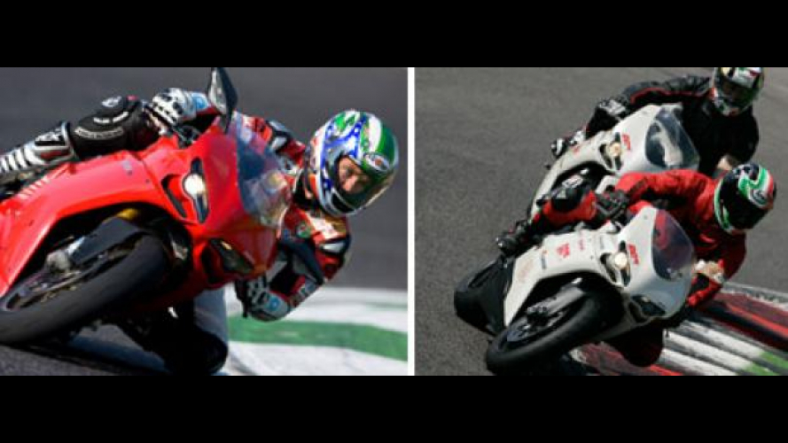 Ducati Riding Experience 2011: arriva Bayliss