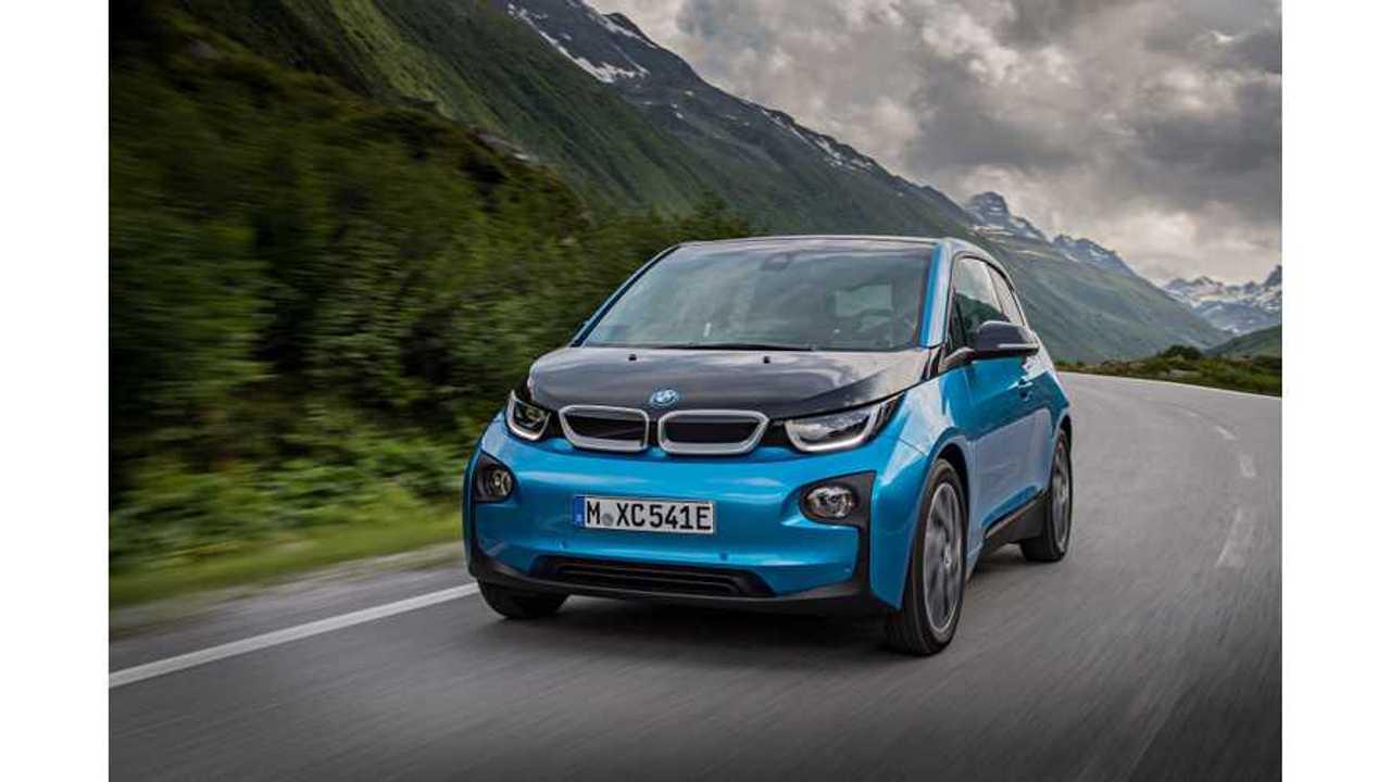 BMW Targets 100,000 Plug-In Vehicle Sales In 2017
