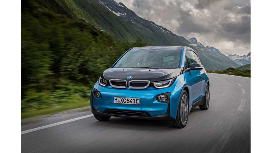 BMW Targets 100,000 Plug-In Vehicle Sales In 2017