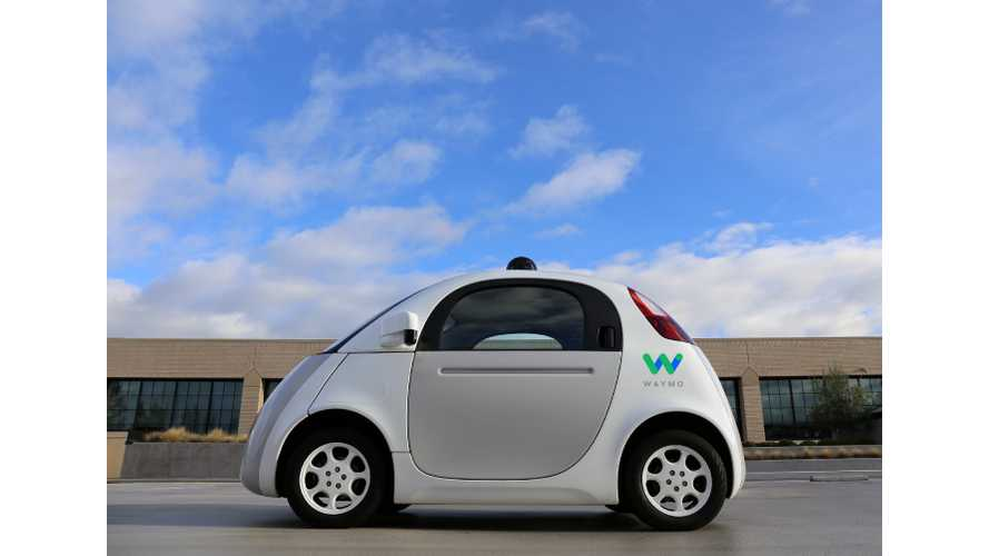 Google Spins Off Self-Driving Car Business, To Become Waymo - Videos