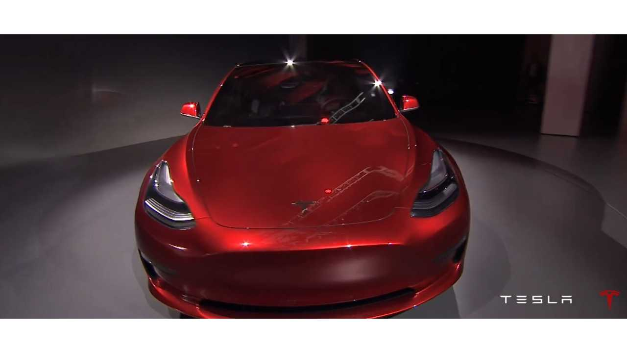 Tesla Model 3 for 2017? A look at some comparables