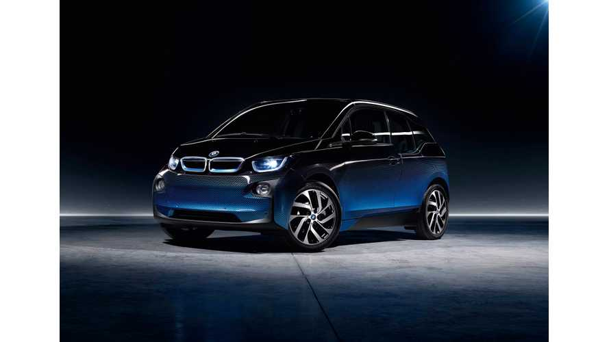 "BMW i3 To Get Souped Up ""S"" Version For Model Year 2018"