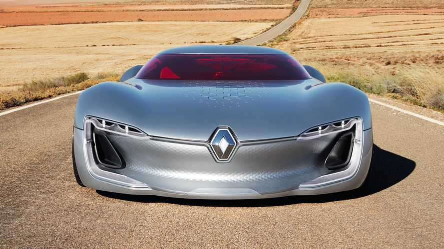 Renault To Show Undisclosed Electric Car In Geneva