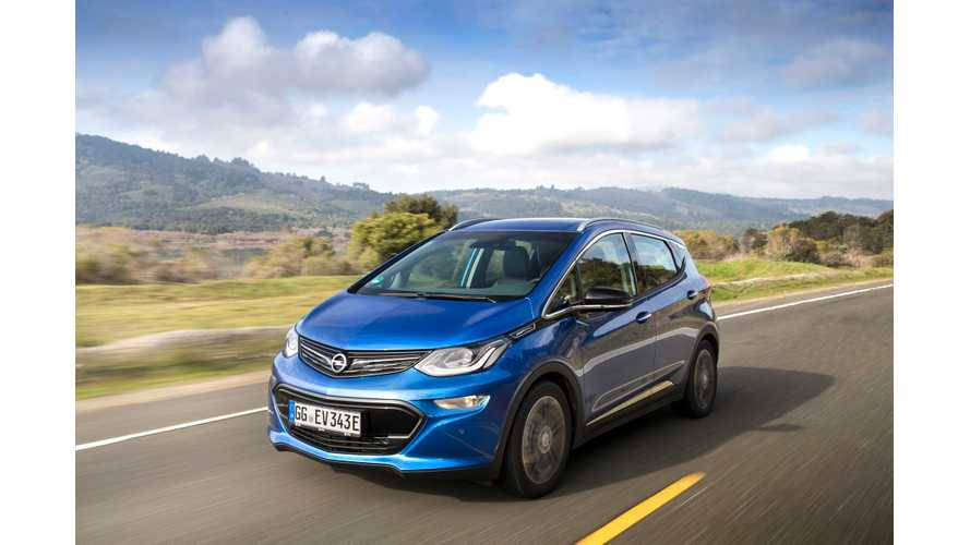 Opel Ampera-e Gets 520 km/323 Mile Range Rating In Europe
