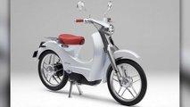 Yamaha, Kawasaki, Suzuki und Honda arbeiten an Batteriewechsel-System