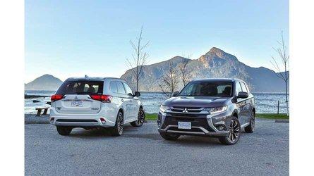 Mitsubishi Outlander PHEV Sales In U.S. Are Far Behind Canada