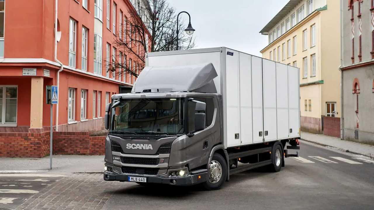 Scania, la Serie L a metano si aggiudica il Sustainable Truck of the Year 2019