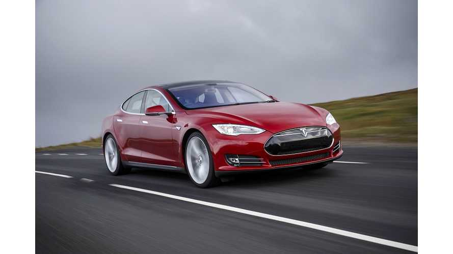 Tesla To Surpass Q2 Sales Expectations, Exports 585 Model S EVs To China Through May