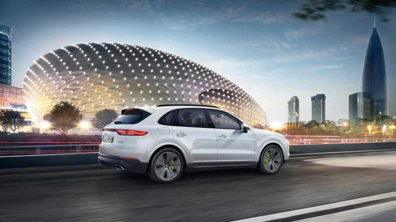 Porsche Drops Diesel, Focuses On Electrification