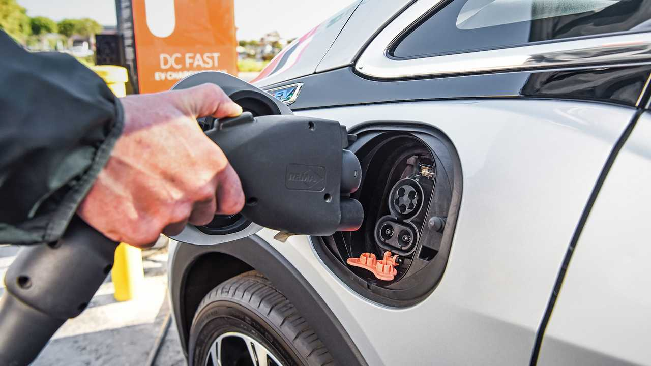 Using a quick charger, the Bolt can add 90 miles of range in about 30 minutes.
