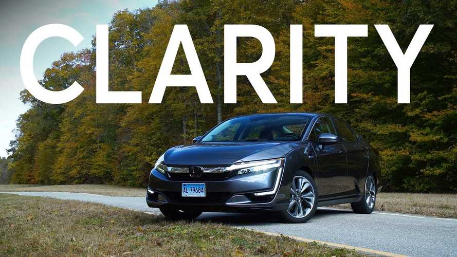 Consumer Reports Drives Honda Clarity Plug-In Hybrid: Video