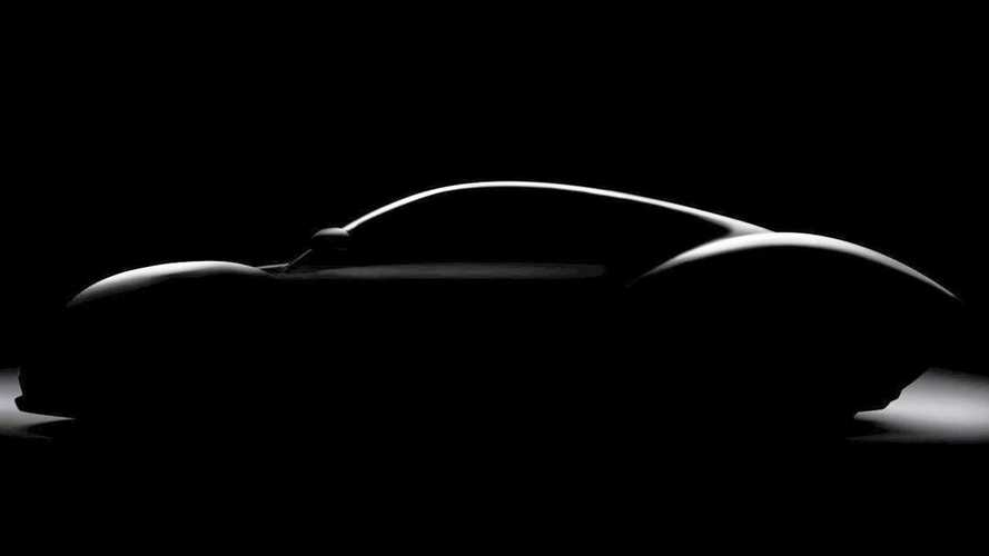 Hispano Suiza Teases Revival With Electric Supercar For Geneva