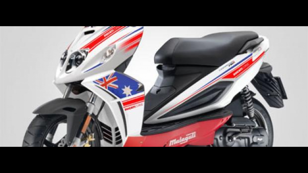 Phantom F12 R 50 Ducati Special Edition Australian GP