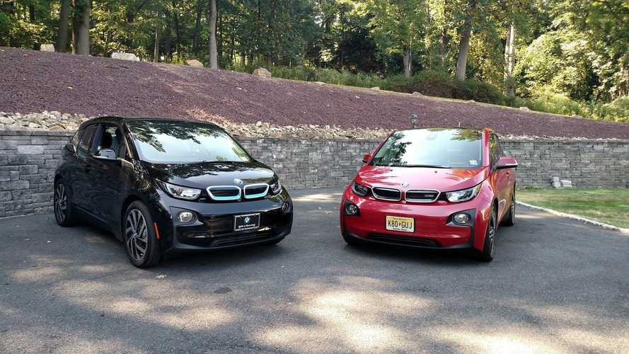 2017 BMW i3 REx Range Put To The Test Against 2014 i3 REx