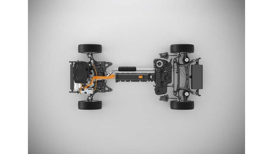 Volvo's New T5 Plug-In Hybrid Powertrain To Eclipse Diesel