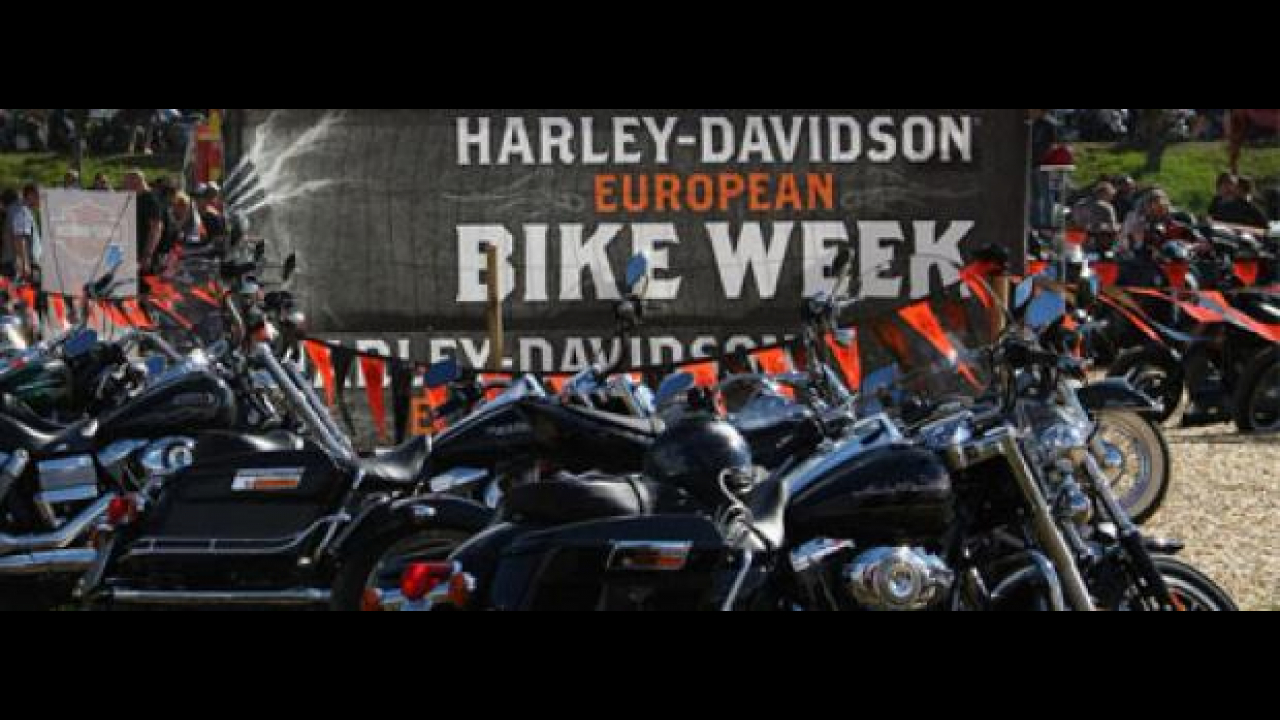 100.000 persone al 13° European Bike Week