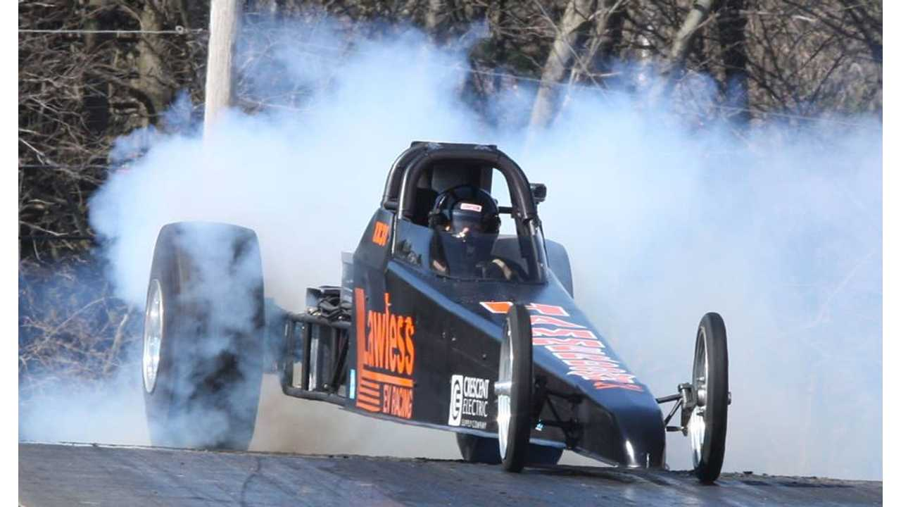 NEDRA Creates New Points Championship Series For Electric Vehicle Racing
