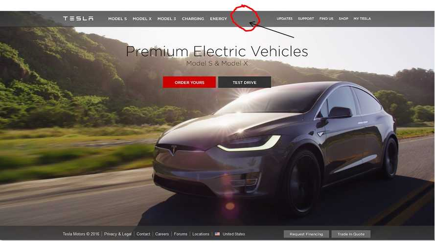Teslamotors.com Now Tesla.com, Mission Statement Now Energy, Not Just Transport