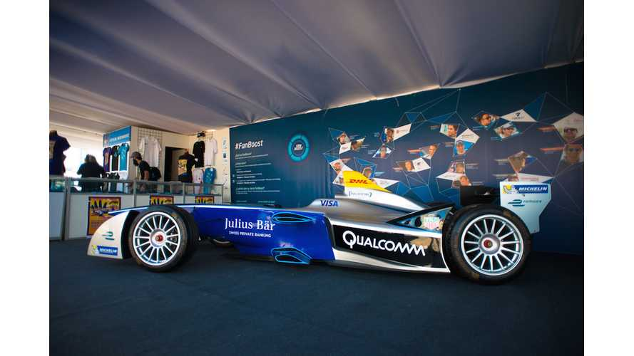 Formula E Accepts 10 Teams For Third Season 2016-17 And Adds 5 New Cities