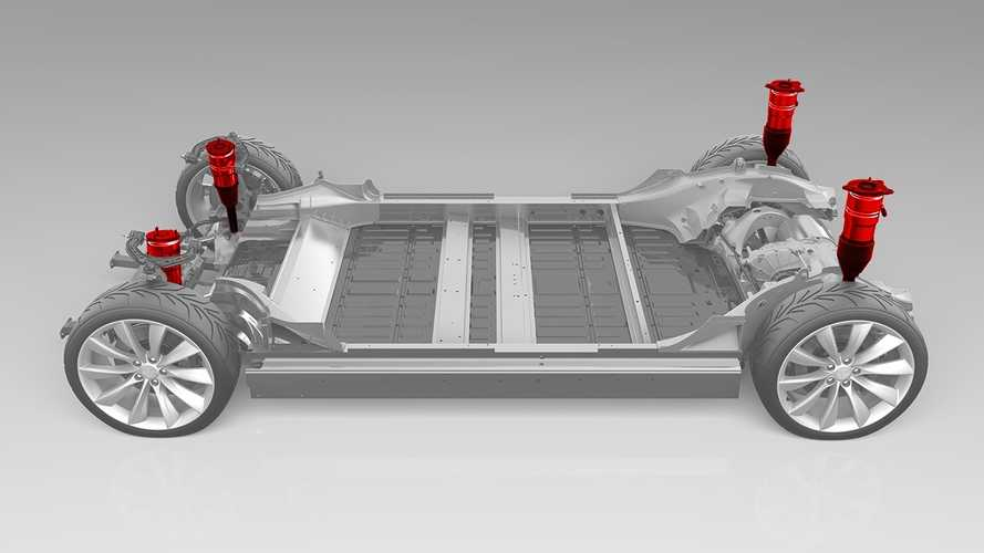 Tesla Update Foreshadows Musk's Hinted Cybertruck Suspension Features