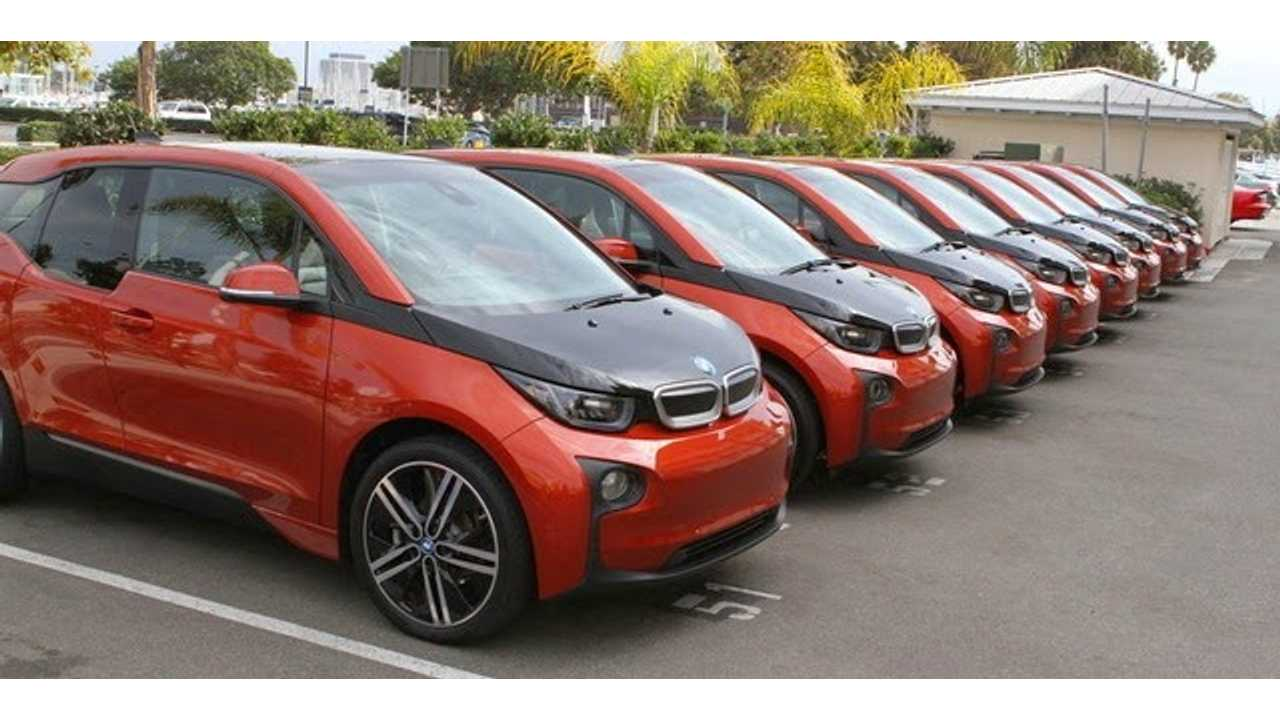 Hopefully more dealers will understand that their EV customers want an EV loaner when their car is in for service and add them to their loaner fleet.